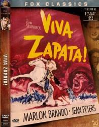 DVD VIVA ZAPATA - MARLON BRANDO - FAROESTE - 1952