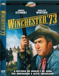 DVD WINCHESTER 73 - JAMES STEWART - 1950