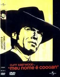 DVD MEU NOME E COOGAN - CLINT EASTWOOD - POLICIAL - 1968