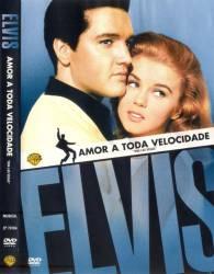 DVD ELVIS - AMOR A TODA VELOCIDADE