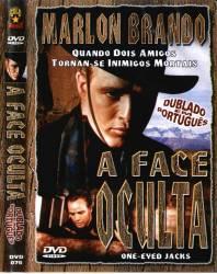 DVD A FACE OCULTA - MARLON BRANDO - FAROESTE - 1961
