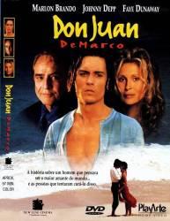 DVD DON JUAN DE MARCO - MARLON BRANDO - 1995