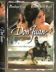 DVD DON JUAN - 1998