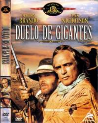 DVD DUELO DE GIGANTES - MARLON BRANDO - 1976