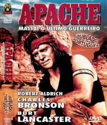 DVD APACHE - MASSAI O ULTIMO GUERREIRO - FAROESTE - 1954