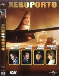 DVD AEROPORTO - BURT LANCASTER - 1970