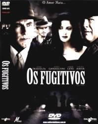 DVD OS FUGITIVOS - JOHN TRAVOLTA