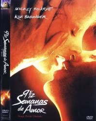 DVD 9 SEMANAS E MEIA DE AMOR - 1986