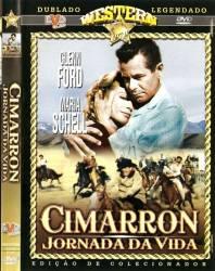 DVD CIMARRON - 1960