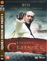 DVD A LENDA DO MESTRE CHINES - JET LI