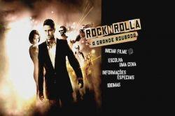 DVD ROCK N ROLLA - A GRANDE ROUBADA