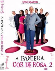 DVD A PANTERA COR DE ROSA 2 - STEVE MARTIN