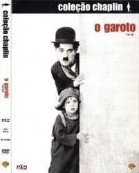 DVD O GAROTO - CHARLES CHAPLIN