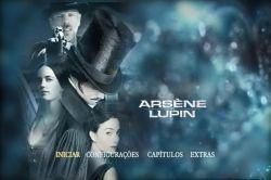 DVD ARSENE LUPIN - O LADRAO MAIS CHARMOSO DO MUNDO