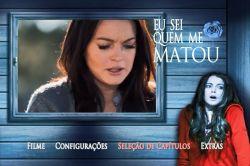 DVD EU SEI QUEM ME MATOU - LINDSAY LOHAN