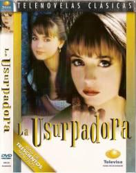 DVD A USURPADORA - NOVELA - 12 DVDs