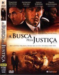DVD A BUSCA PELA JUSTIÇA - THIMOTY HUTTON