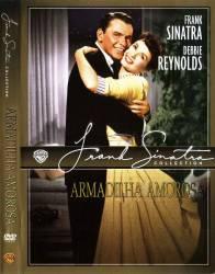 DVD ARMADILHA AMOROSA - FRANK SINATRA - 1955