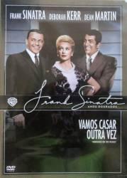 DVD VAMOS CASAR OUTRA VEZ - FRANK SINATRA