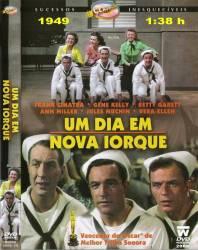 DVD UM DIA EM NOVA IORQUE - FRANK SINATRA