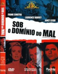 DVD SOB O DOMINIO DO MAL - FRANK SINATRA