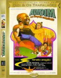 DVD OS TRAPALHOES - ALADIM E A LAMPADA MARAVILHOSA