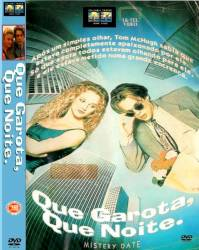 DVD QUE GAROTA QUE NOITE