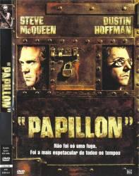 DVD PAPILLON - 1973