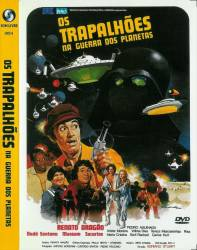 DVD OS TRAPALHOES - NA GUERRA DOS PLANETAS