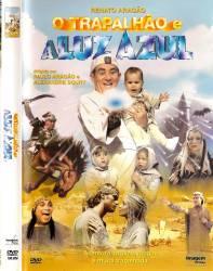 DVD OS TRAPALHOES E A LUZ AZUL
