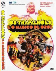 DVD OS TRAPALHOES E O MAGICO DE OROZ