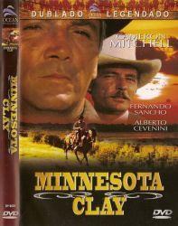 DVD MINNESOTA CLAY - CAMERON MITCHELL