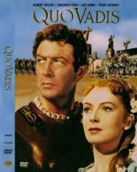 DVD QUO VADIS - 1951