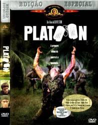 DVD PLATOON - GUERRA