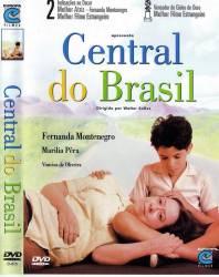 DVD CENTRAL DO BRASIL - 1998