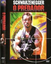 DVD O PREDADOR - ARNOLD SCHWARZENEGGER