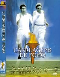 DVD CARRUAGENS DE FOGO