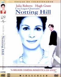 DVD UM LUGAR CHAMADO NOTTING HILL - DUBLADO