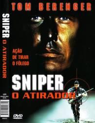 DVD SNIPER - O ATIRADOR - 1993