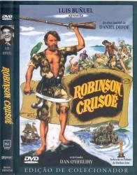 DVD ROBINSON CRUSOE - 1954