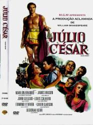 DVD JULIO CESAR - MARLON BRANDO - 1953