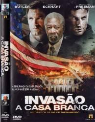 DVD INVASAO A CASA BRANCA