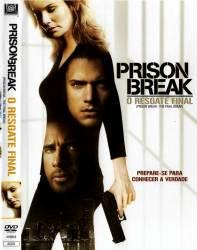 DVD PRISON BREAK - O RESGATE FINAL