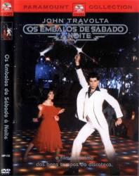 DVD OS EMBALOS DE SABADO A NOITE - JOHN TRAVOLTA - 1977