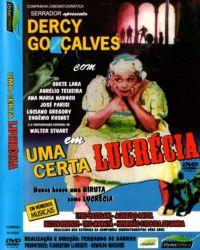 DVD UMA CERTA LUCRECIA