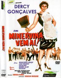 DVD MINERVINA VEM AI