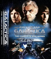 DVD GALACTICA - 1978 - DUBLADA - ASTRONAVE DE COMBATE  - 1º PARTE