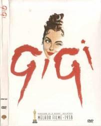 DVD GIGI - 1958