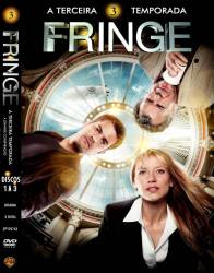 DVD FRINGE 3 TEMP - 6 DVDs