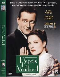 DVD DEPOIS DO VENDAVAL - JOHN WAYNE
